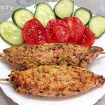 Миниатюра к статье Куриный люля-кебаб — простое и вкусное блюдо на ужин