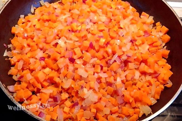 Суп из чечевицы постный - рецепт пошаговый с фото